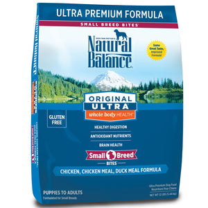 Natural Balance Original Ultra Small Breed Bites