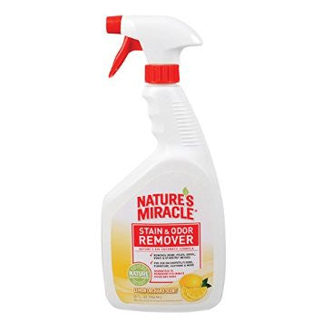 Nature's Miracle Stain & Odor Remover Lemon Orchard Scent