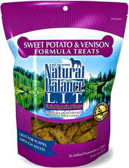 Natural Balance Sweet Potato & Venison Treats