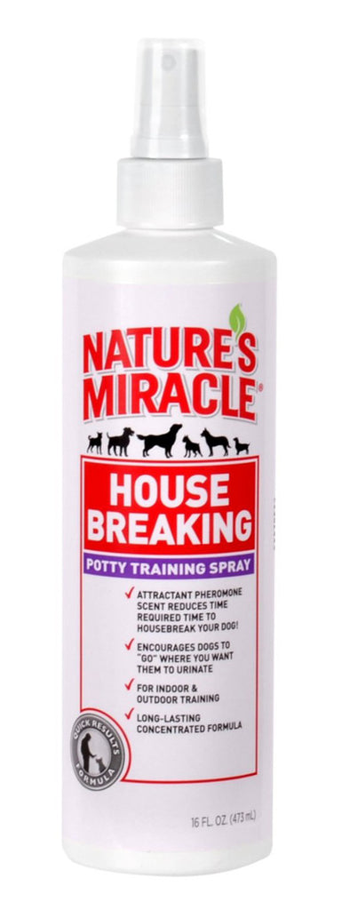 "Nature's Miracle - House-Breaking ""Go Here"" Spray"