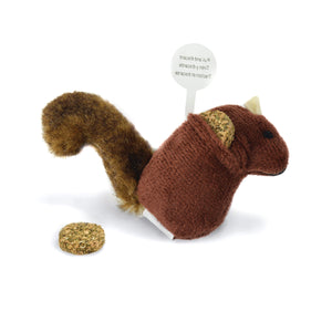 OurPets - Refillable Catnip Toy - Chitter Chatter