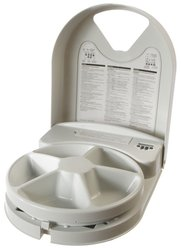 petsafe five meal feeder