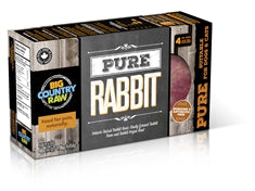 big country raw pure rabbit