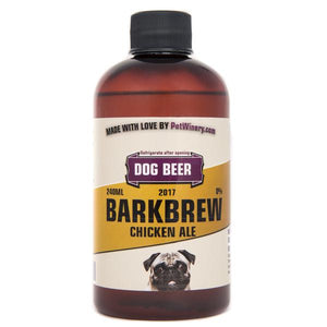 Pet Winery Bark Brew - Dog Beer