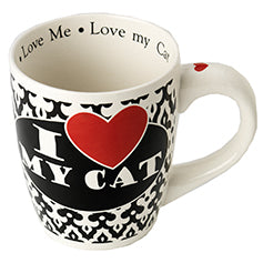 Petrageous- I Love My Cat, Jumbo Mug-28 oz
