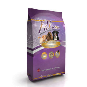 Pulsar Pork Grain Free Dog Food