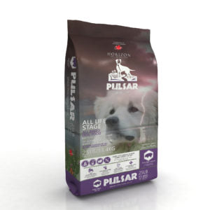 Pulsar Pork for dogs New Bag