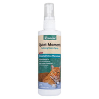 NaturVet - Quiet Moments Calming Room Spray for Cats
