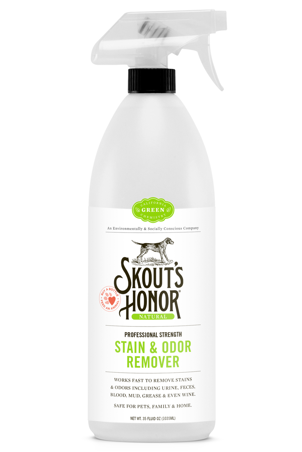 skouts honor stain and odour remover