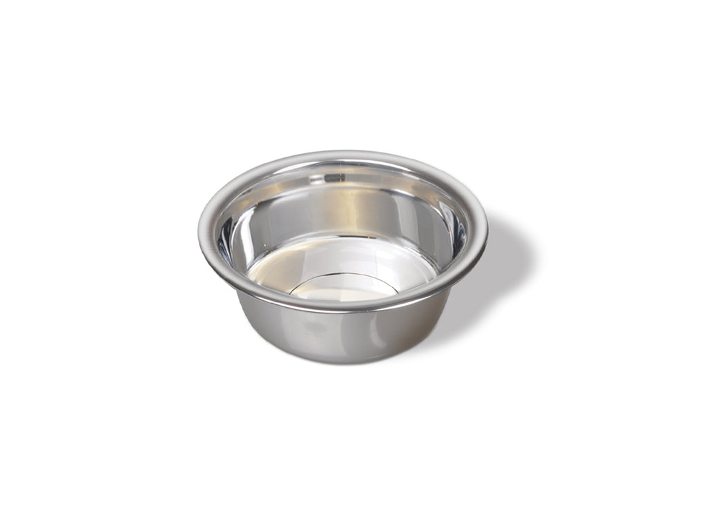 Vanness Small Stainless Lightweight Dish 16oz