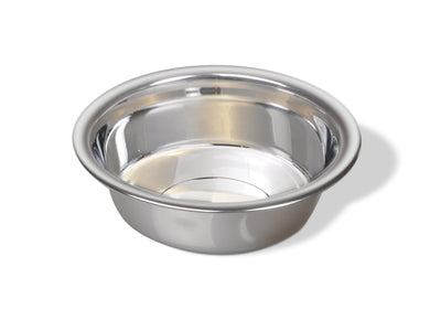 Vanness Stainless Wide Rim Dish