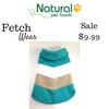 Fetchwear Green Stripe Dog Coat Little Dogs