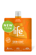Life By Tropiclean Skin & Coat Supplement for Dogs