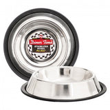 Spot - Diner Time - Stainless Steel No-Tip Pet Dish
