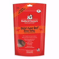 Stella & Chewy`s® Stella`s Super Beef™ Freeze-Dried Dinner Patties