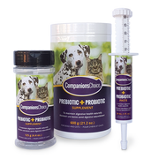 Companions Choice - Prebiotic and Probiotic Supplement