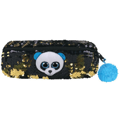 Ty Beanie Sequin Bamboo Pencil Bag