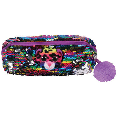 Ty Beanie - Sequin Pencil Case - Dotty