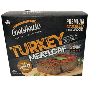 Cookhouse - Turkey Meatloaf NEW