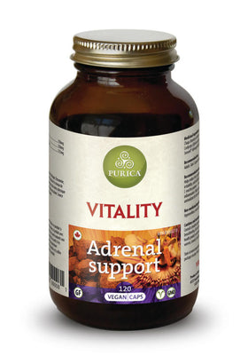 Purica Vitality Adrenal Support 120 Vegan Caps