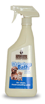 Natural Chemistry - Waterless Bath 24oz