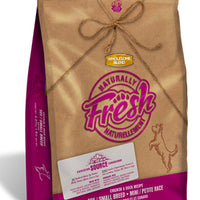 Wholesome Blend Naturally Fresh Toy/Small Breed Chicken & Duck Dog Food