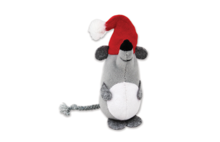 Be One Breed - Holiday Cat Toy - Winter Mouse