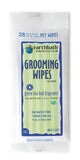 Earthbath - Grooming Wipes with Awapuhi, Green Tea Scent