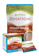 Universal Harmony Eight Mushrooms and Ashwagandha Cacao Mix 12 packets