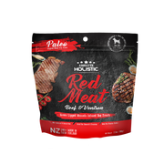ABSOLUTE HOLISTIC AIR DRIED BEEF & VENISON TREAT with green mussels 100g