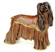 Little Treasures - Afghan Hound