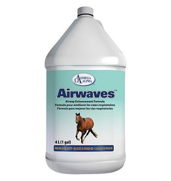 Omega Alpha Equine Airwaves