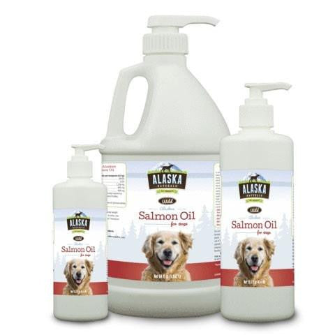Alaska Naturals - Wild Alaskan Salmon Oil for Dogs