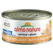 Almo Nature - HQS Complete - chicken and Carrots in gravy 2.47 oz / 70g