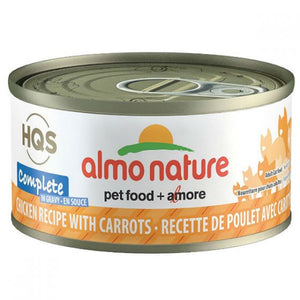 Almo Nature - HQS Natural - chicken and Carrots in gravy