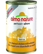 Almo Nature - Natural Chicken with Whitebait 5oz