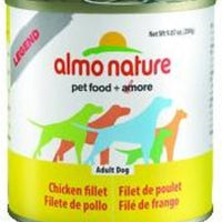 Almo Nature Natural Chicken Fillet Dog Can 5.29 oz