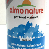 Almo Nature - Natural Atlantic Tuna for Cats 140g