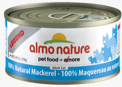 Almo Nature - Natural Mackerel for Cats