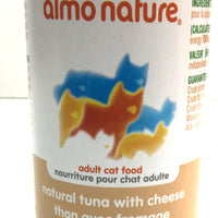 Almo Nature - Natural Tuna with Cheese