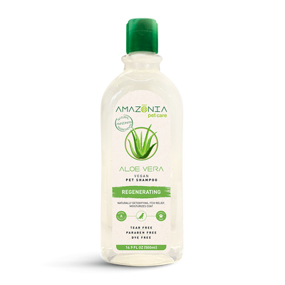 Amazonia Aloe Vera Vegan Pet Shampoo 500 ml