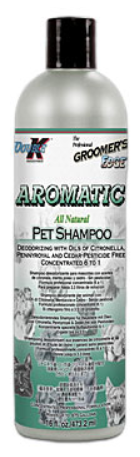 Aromatic All Natural Pet Shampoo - 236ml & 473ml