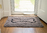Mud Stopper Door Mat - Grey
