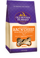 Old Mother Hubbard Bac'N'Cheez Dog Cookies