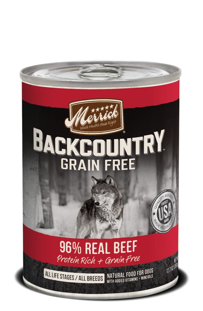 Merrick - Back Country - Beef Recipe - SALE