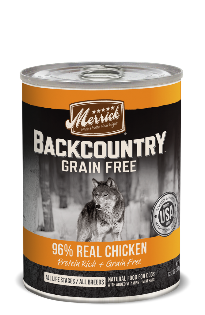 Merrick - Back Country - Chicken Recipe - SALE
