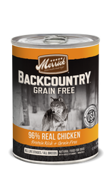 Merrick - Back Country - Chicken