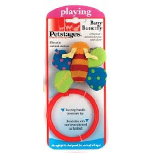 Petstages Batty Butterfly Cat Toy
