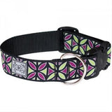 RC Dog Wide Clip Collar-Berry Mojito
