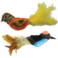 CATegories Cat Toys, Chase, Woodland Feathered Friends